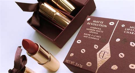 Charm Box Lipstick Matte Charm Lipstick mini lipstick charms in matte revolution review the most