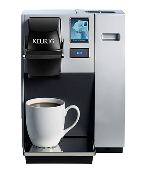 Keurig K150 Commercial Brewing System ? Personal Service Coffee
