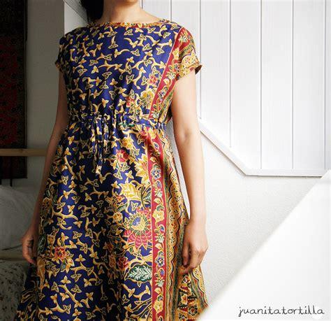 Blouse Fashion Anda batik anda my dress sewing projects