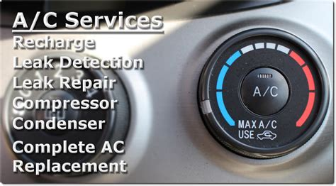car ac repair auto air conditioning laurel