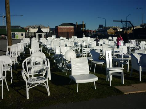 Chair Memorial Christchurch by Majede 185 Empty Chairs Earthquake Memorial Kete