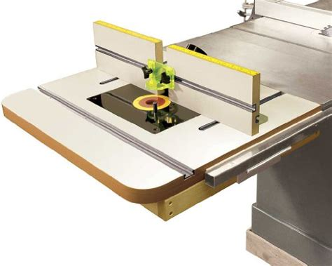 universal table saw fence mlcs 2394 extension router table top fence with