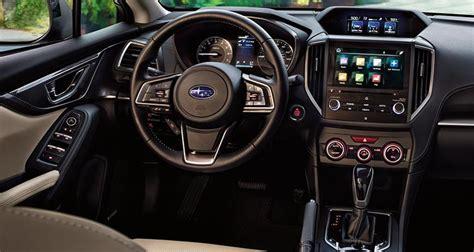 subaru impreza 2017 interior redesigned 2017 subaru impreza consumer reports