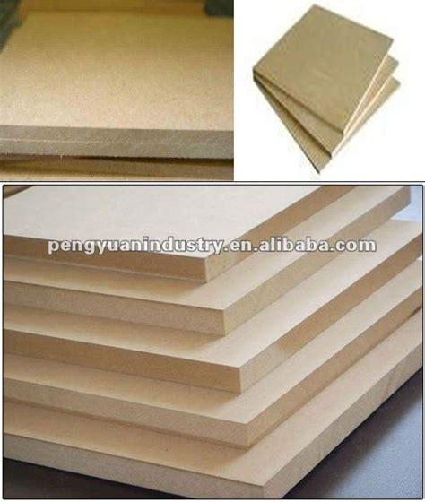 low price 18mm melamine mdf low price white melamine mdf for decoration and furniture