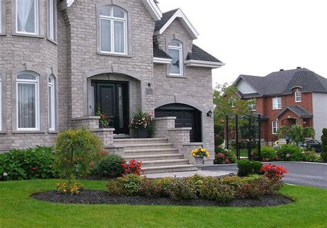 Facade De Maison by Am 233 Nagement Ext 233 Rieur Fa 231 Ade Maison 224 Sherbrooke Profil