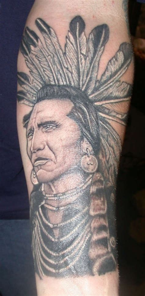 tattoo images indian haunting american indian tattoos