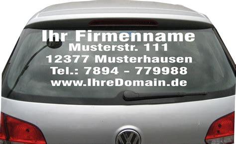 Fahrzeugbeschriftung Bochum by Folientechnik Beschriftung In Bochum Herne Witten Essen
