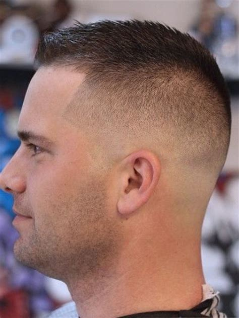how to cut brush cuts crew cuts buzz cuts short clipper cuts fade buzz cut for men 2016 men s hairstyles pinterest