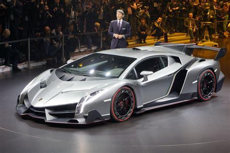 Lamborghini Veneno Lamborghini Veneno Unveiling At Geneva