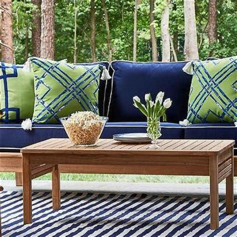 Zellers Patio Cushions Striped Navy Blue Patio Cushions Design Decor Photos