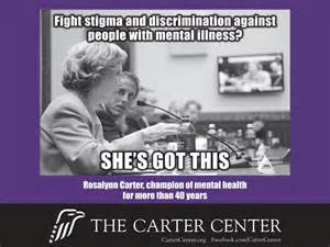 Mental Health Meme - the carter center