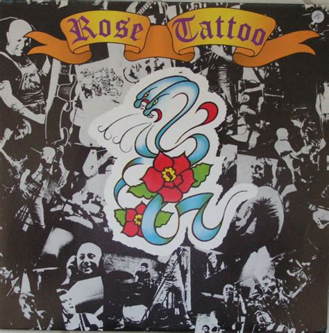 rose tattoo full album rock n roll outlaw vinyl lp album at