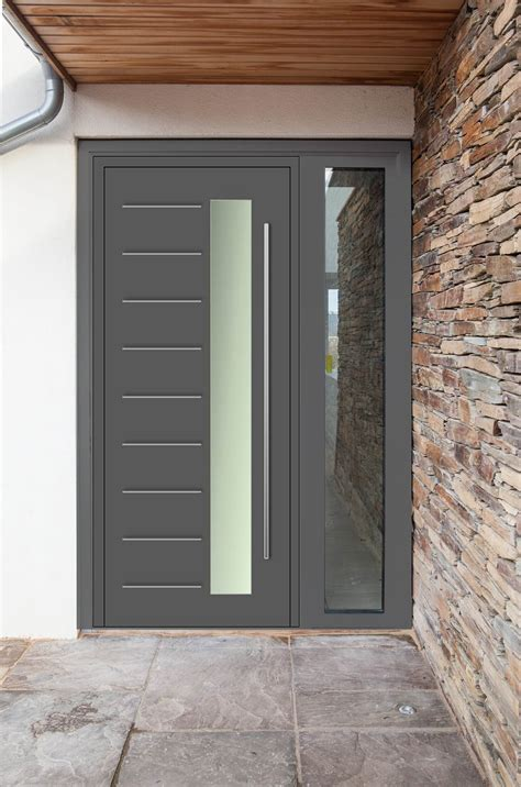 Side Porch Designs by 5 Advantages Of Owning An Aluminium Front Door Interior