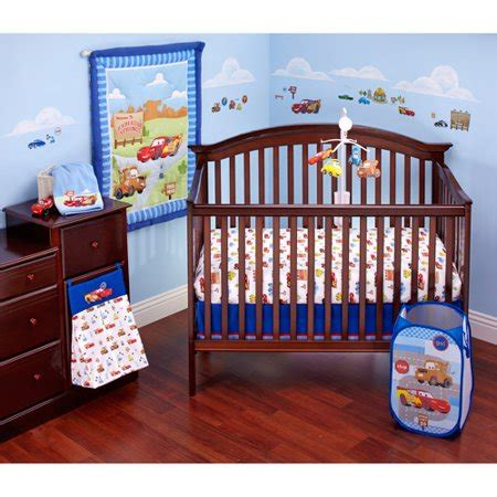disney cars radiator springs 3 crib bedding set
