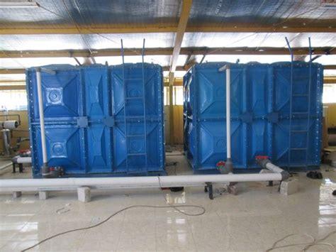 Tangki Panel Fiber Roof Tank Panel Penungan Air jual tangki air water tank fiberglass harga pabrik murah