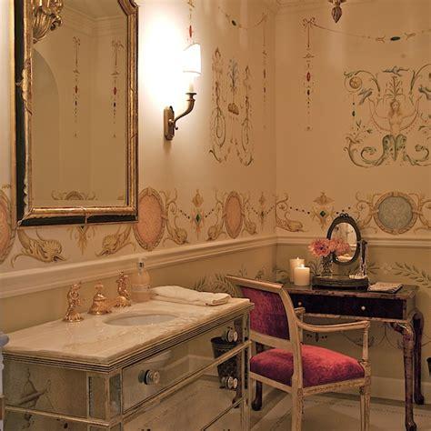 bathroom in french mirrored bathroom vanity french bathroom giannetti home