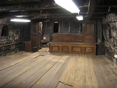 cabin a cabin ship