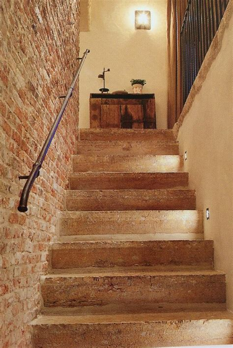 Brick Stairs Design Pin By Martin On Stair Railing Pinterest