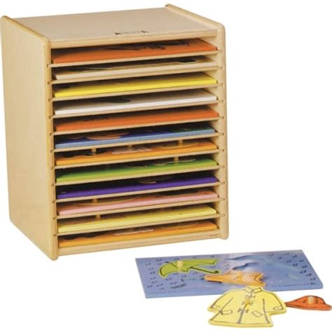puzzle storage jonti craft puzzle 0602jc jonti craft furniture