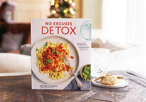 Detox No Such Thing by No Excuses Detox Preorder Bonus Free Meal Plans