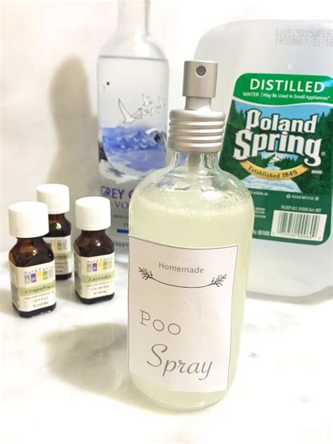 diy poo spray synonymous