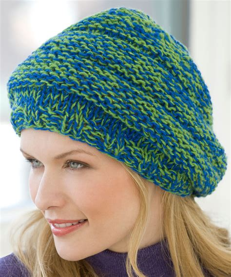 knit slouchy hat free knitting patterns slouchy hats images