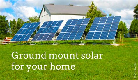 ground mounted solar top 3 things you should