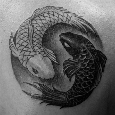 koi fish like the yin yang followpics ink pinterest