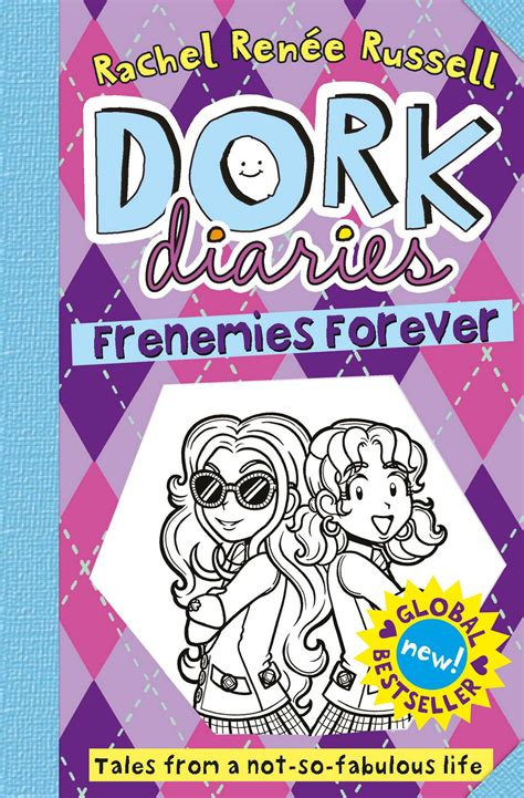 alternative facts an political coloring book books dork diaries frenemies forever book by renee