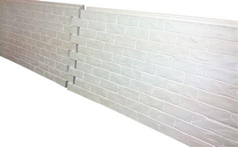 piastrelle finto muro casa moderna roma italy rivestimento finto mattone