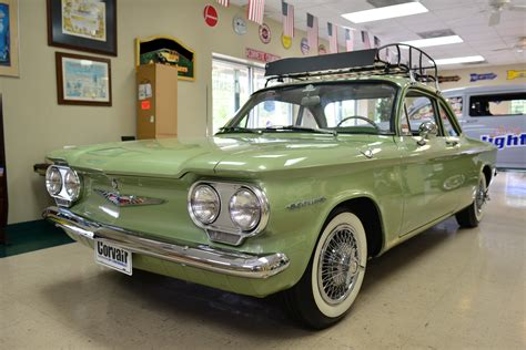 1960 chevrolet corvair gaa classic cars