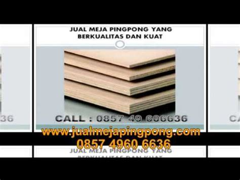 Jual Meja Pingpong Nittaku 0857 4960 6636 jual meja pingpong semarang harga meja