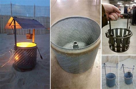 build  wishing  burn barrel