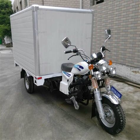 covered motorcycles with three wheels china enclosed 3 wheel motorcycle fast food tricycle
