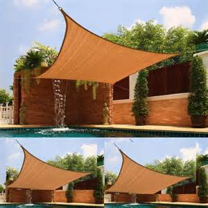 portable patio awnings uv sun shade outdoor sun screen portable fabric awning