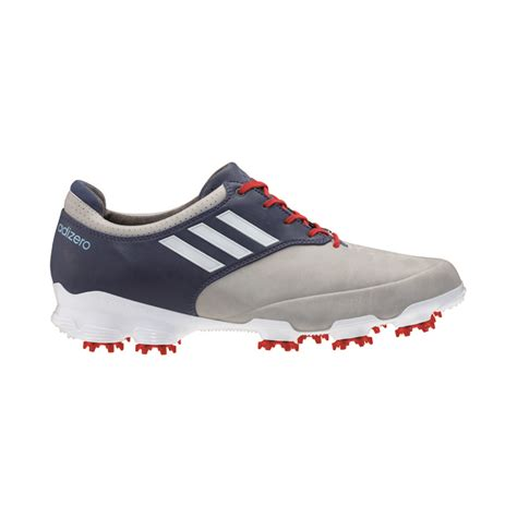 adizero golf shoes adidas adizero tour golf shoes mens wide grey white blue