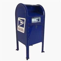 Us Post Office Box by Max Mailbox Mail Box