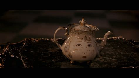 beauty and the beast pot beauty and the beast 2017 trailer 2 tea pot talking by
