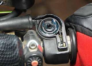 Kabel Gas Motor curahan hati papi tips kabel gas spontan