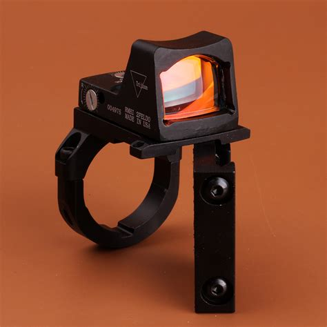 New Rmr Mini Tactical Sight With Rail And Glock Mount holographic ultra mini small rmr dot sight 20mm weaver