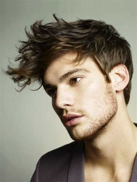 trendy hairstyles for men in their 20s 20 trendy hairstyles for boys mens hairstyles 2018