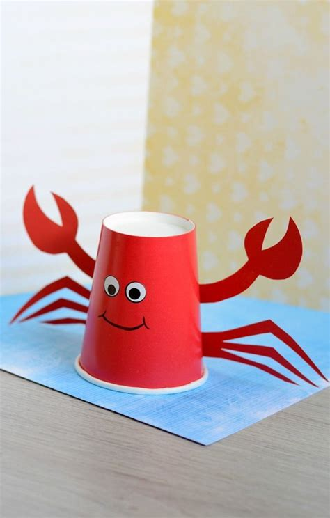 Best Paper Crafts - craft ideas for with paper cups find craft ideas