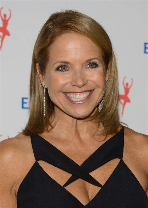 katie couric job katie couric is a total cougar at 56 but she doesn t