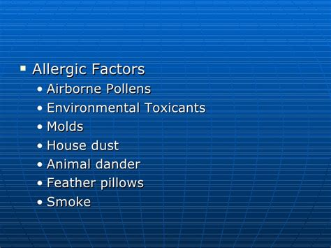 Feather Pillows Asthma by Asthma In Pakistan