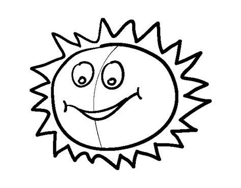 imagenes sol alegre sol alegre para colorear imagui
