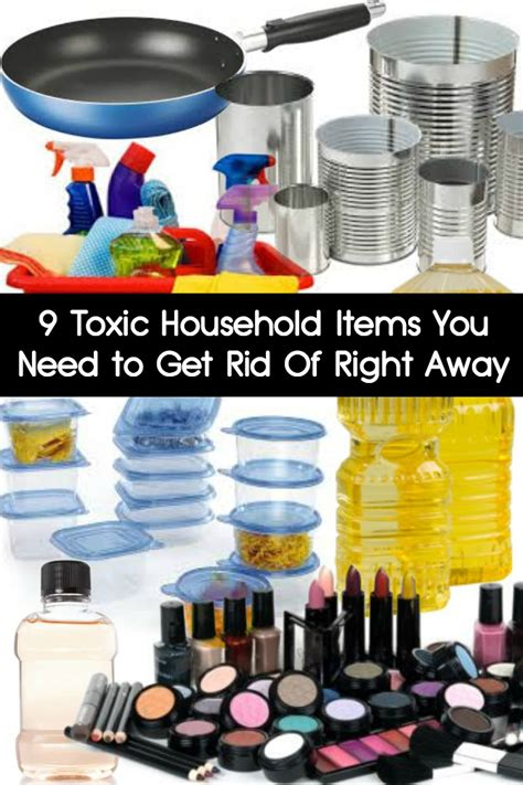 toxicity of household products 9 toxic household items you need to get rid of right away