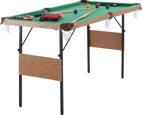4ft pool table folding hypro 6ft folding snooker and pool table
