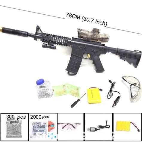 Water Gel Bullet Gun Armor buy wholesale m4 gun from china m4 gun wholesalers aliexpress