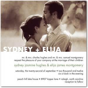 10 amazing photo wedding invitations wedding guide