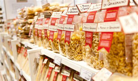 Dried Pasta Shelf by Inside Eataly New York Food Agenda Phaidon
